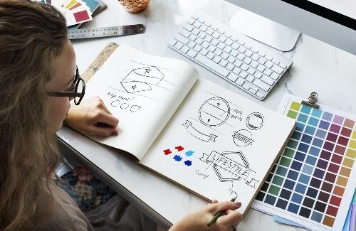 Diseño de logos para empresas en El Salvador